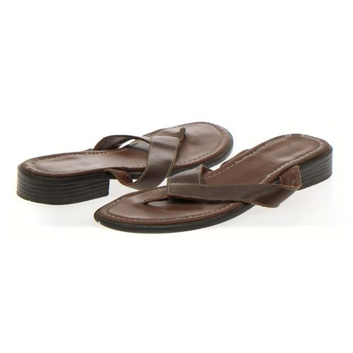 Faded Glory Sandals in size 8.5 Women's at up to 95% Off - Swap.com