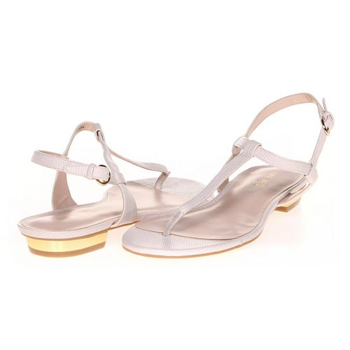 Nine West Sandals in size 8.5 Women's at up to 95% Off - Swap.com