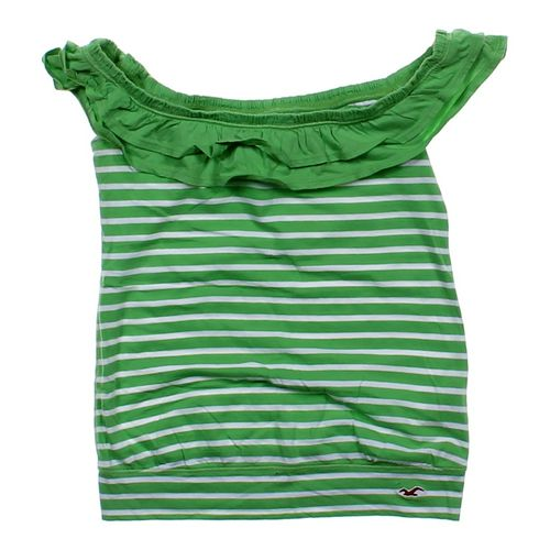 Hollister Sassy Striped Shirt in size JR 1 at up to 95% Off - Swap.com
