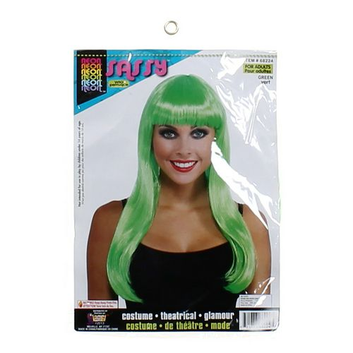 Sassy Wig Costume Accessory in size One Size at up to 95% Off - Swap.com