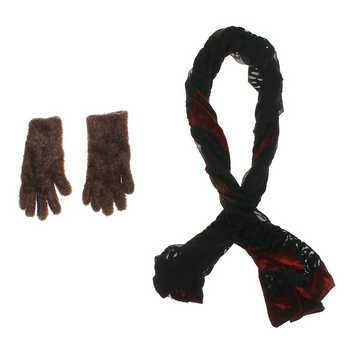 Scarf and Gloves Set for Sale on Swap.com
