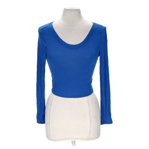 Body Central Scoop Neck Crop Top in size M at up to 95% Off - Swap.com