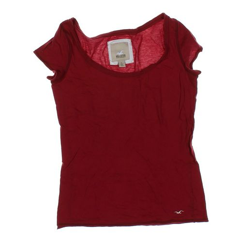 Hollister Scoop Neck Shirt in size JR 11 at up to 95% Off - Swap.com