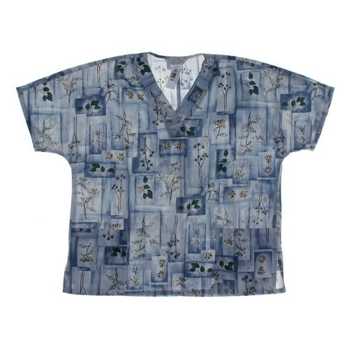 Cherokee Scrub Top in size L at up to 95% Off - Swap.com