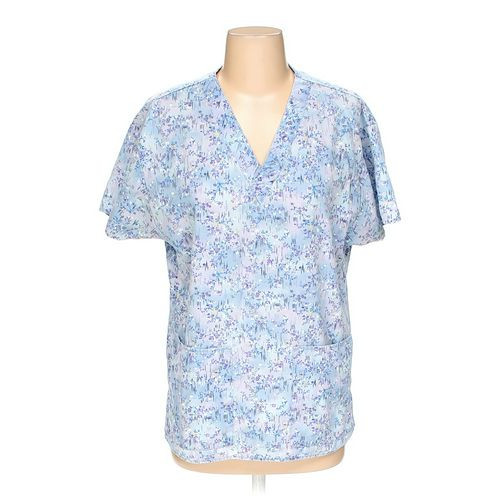 Crest Scrubs Uniforms Scrub Top in size XS at up to 95% Off - Swap.com
