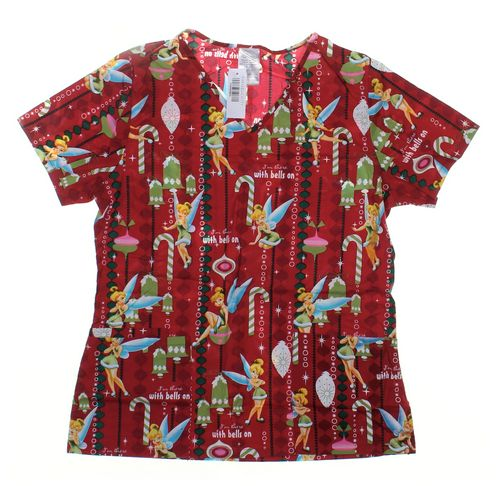 Disney Scrub Top in size S at up to 95% Off - Swap.com