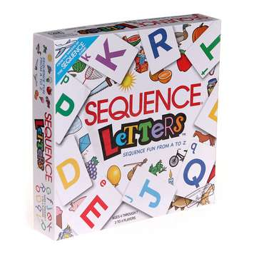 Sequence Letters Puzzle for Sale on Swap.com
