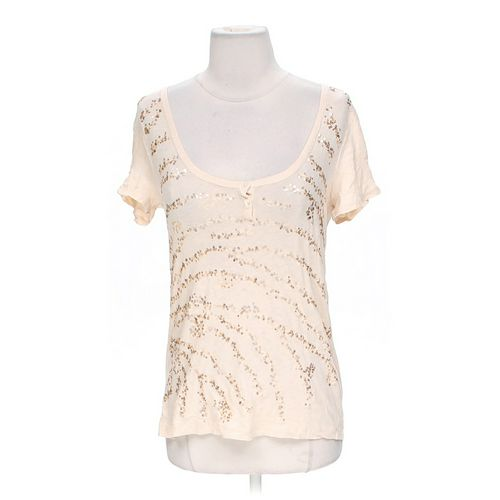 J.Crew Sequin Accented Shirt in size S at up to 95% Off - Swap.com