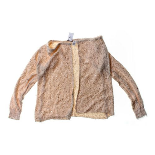 Say What? Sequin Cardigan in size JR 15 at up to 95% Off - Swap.com