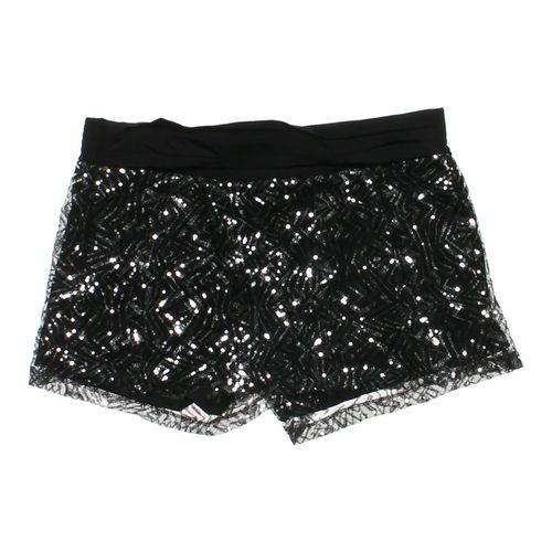 Be Bop Sequin Shorts in size JR 15 at up to 95% Off - Swap.com