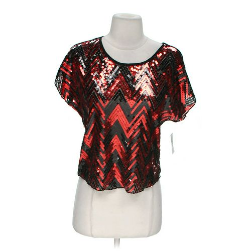 Body Central Sequined Blouse in size S at up to 95% Off - Swap.com