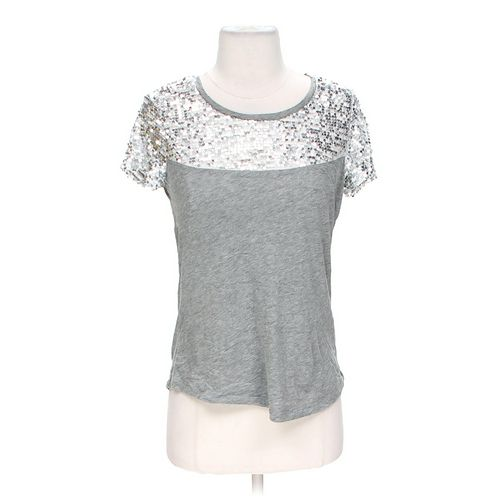 Wild Pearl Sequined Blouse in size S at up to 95% Off - Swap.com