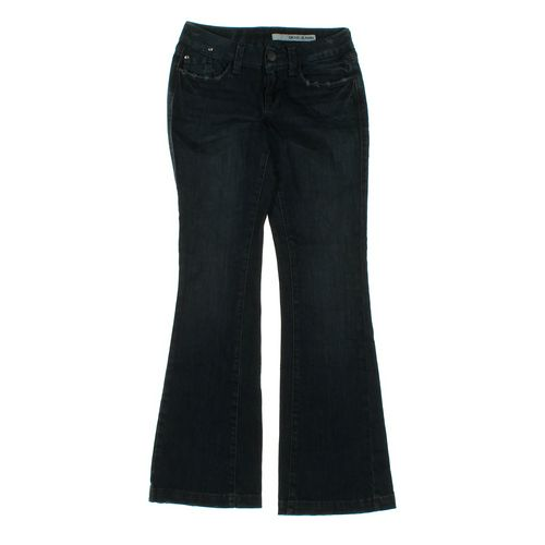 DKNY Jeans Sequined Distressed Jeans in size 2 at up to 95% Off - Swap.com