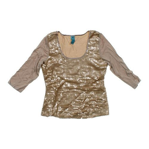D Collection Sequined Shirt in size JR 11 at up to 95% Off - Swap.com