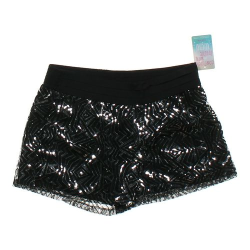 BeBop Sequined Shorts in size L at up to 95% Off - Swap.com