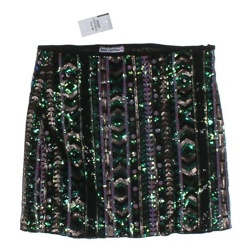 Body Central Sequined Skirt in size M at up to 95% Off - Swap.com