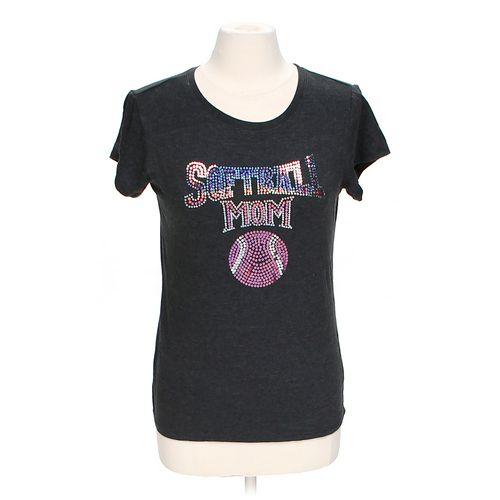 Sequined T-Shirt in size M at up to 95% Off - Swap.com