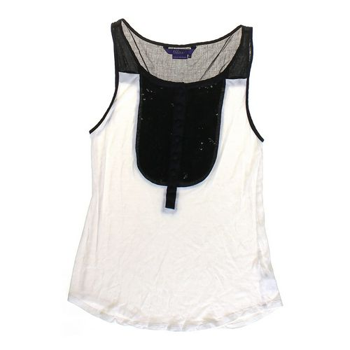 Miley Cyrus Sequined Tank Top in size JR 13 at up to 95% Off - Swap.com