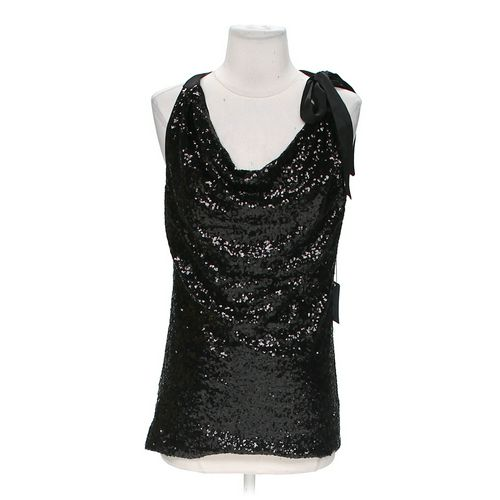Jennifer Lopez Sequined Tank Top in size S at up to 95% Off - Swap.com