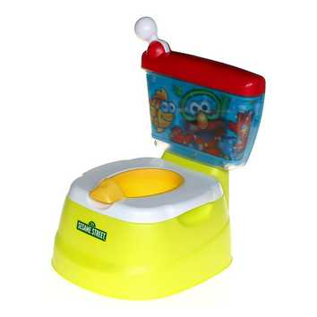 Sesame Street Elmo Adventure Potty Chair for Sale on Swap.com