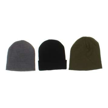 Set Of 3 Beanie Hats for Sale on Swap.com