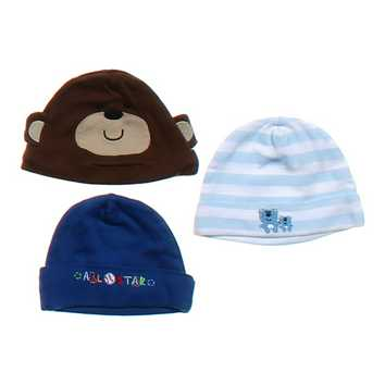 Set of Baby Hats for Sale on Swap.com