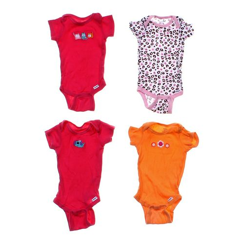 Carter's Set of Cute Bodysuits in size NB at up to 95% Off - Swap.com