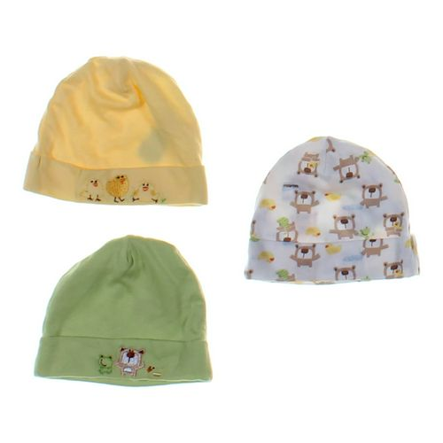 Gerber Set Of Three Infant Beanies in size 6 mo at up to 95% Off - Swap.com
