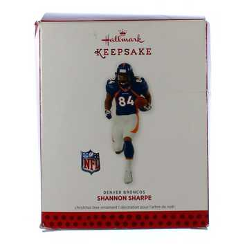 Shannon Sharpe Ornament for Sale on Swap.com