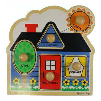 Shapes Puzzle for Sale on Swap.com