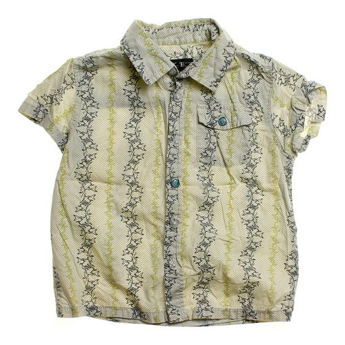 Cherokee Sharks Patterned Shirt in size 24 mo at up to 95% Off - Swap.com