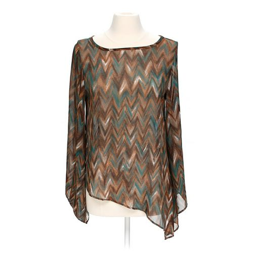 Auditions Sheer Blouse in size M at up to 95% Off - Swap.com