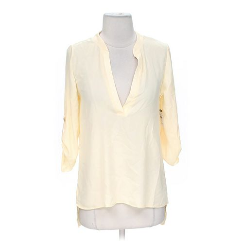 Body Central Sheer Blouse in size S at up to 95% Off - Swap.com