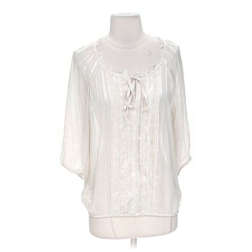 Express Sheer Blouse in size S at up to 95% Off - Swap.com