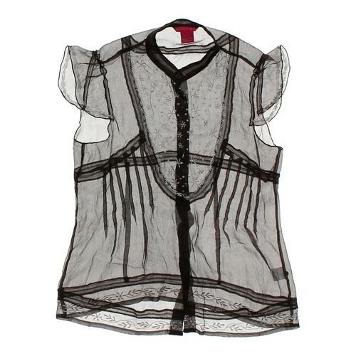 Sunny Leigh Sheer Blouse in size JR 3 at up to 95% Off - Swap.com