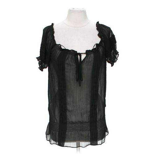 Miley Cyrus Sheer Blouse in size XS at up to 95% Off - Swap.com