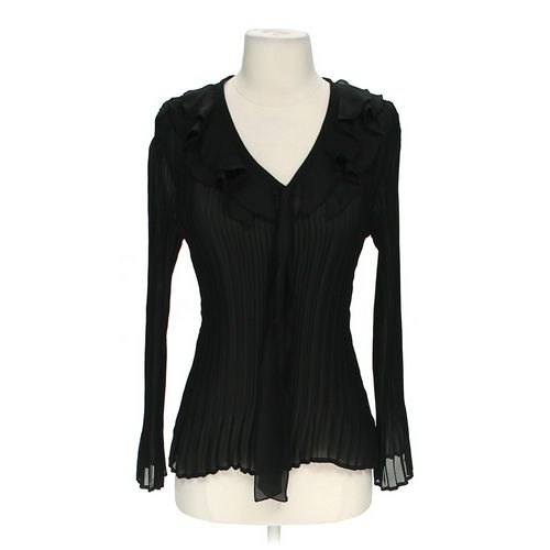 NEW DIRECTIONS Sheer Blouse in size S at up to 95% Off - Swap.com