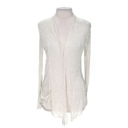 Ambiance Apparel Sheer Cardigan in size L at up to 95% Off - Swap.com