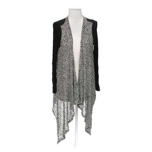 Body Central Sheer Cardigan in size S at up to 95% Off - Swap.com