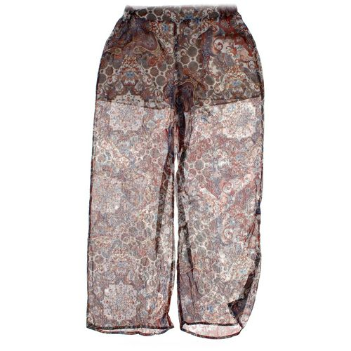 Stile Benneton Sheer Casual Pants in size M at up to 95% Off - Swap.com