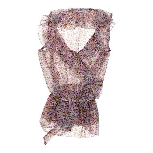 Bongo Sheer Floral Top in size JR 11 at up to 95% Off - Swap.com