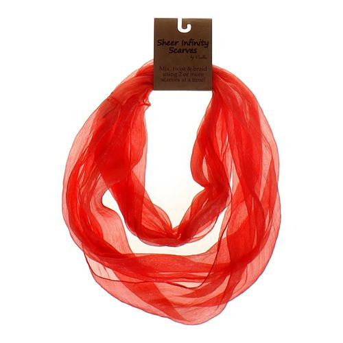Noelle Sheer Infinity Scarf in size One Size at up to 95% Off - Swap.com
