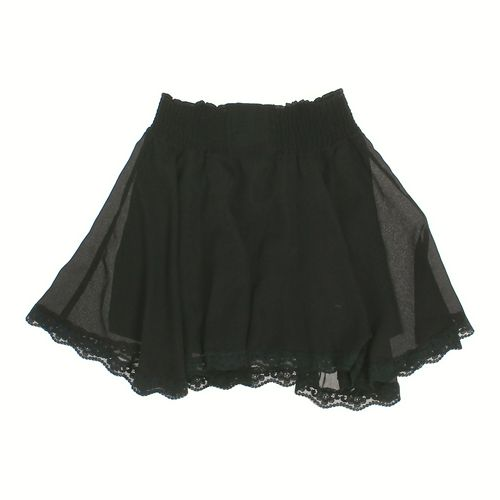 Tiramisu Sheer Lace Hemmed Skirt in size JR 7 at up to 95% Off - Swap.com