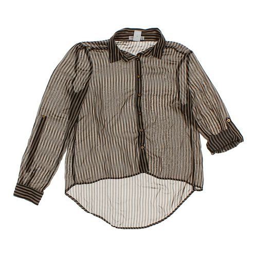 A'GACI Sheer LayeringShirt in size JR 3 at up to 95% Off - Swap.com
