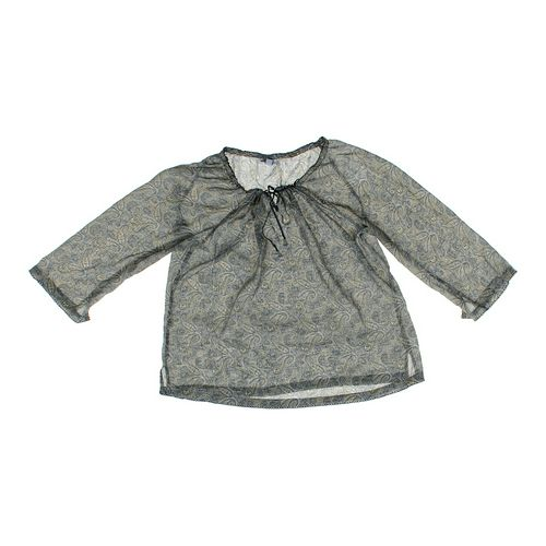 Mimi Maternity Sheer Maternity Shirt in size L (12-14) at up to 95% Off - Swap.com