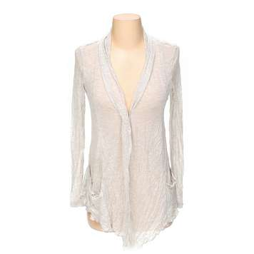 Sheer Open Front Cardigan for Sale on Swap.com