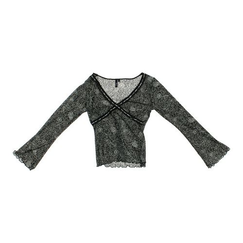 Trixxi Sheer Shirt in size JR 11 at up to 95% Off - Swap.com