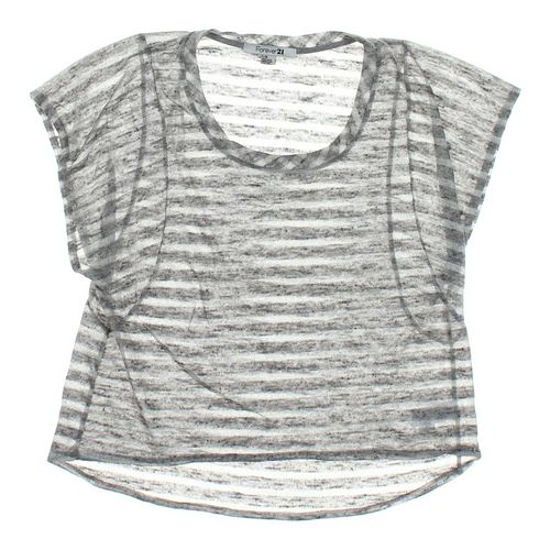 Forever 21 Sheer Shirt in size L at up to 95% Off - Swap.com