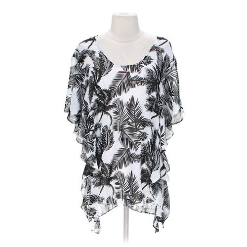 Sofia Vegara Sheer Shirt in size S at up to 95% Off - Swap.com