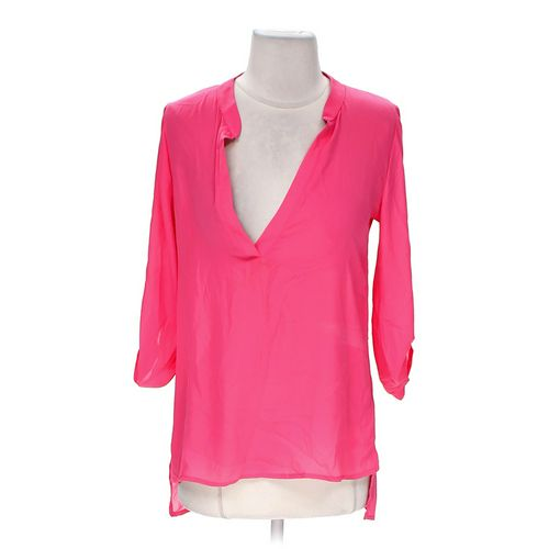 Body Central Sheer Shirt in size S at up to 95% Off - Swap.com